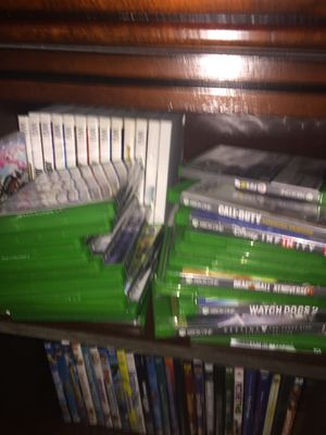 Selling Xbox games for Sale in Austin, TX