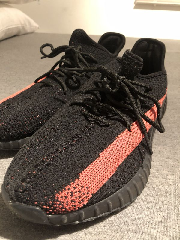 info for 3d83a ff73c Adidas Yeezy Boost 350 V2 (Black Pink) SIZE 11