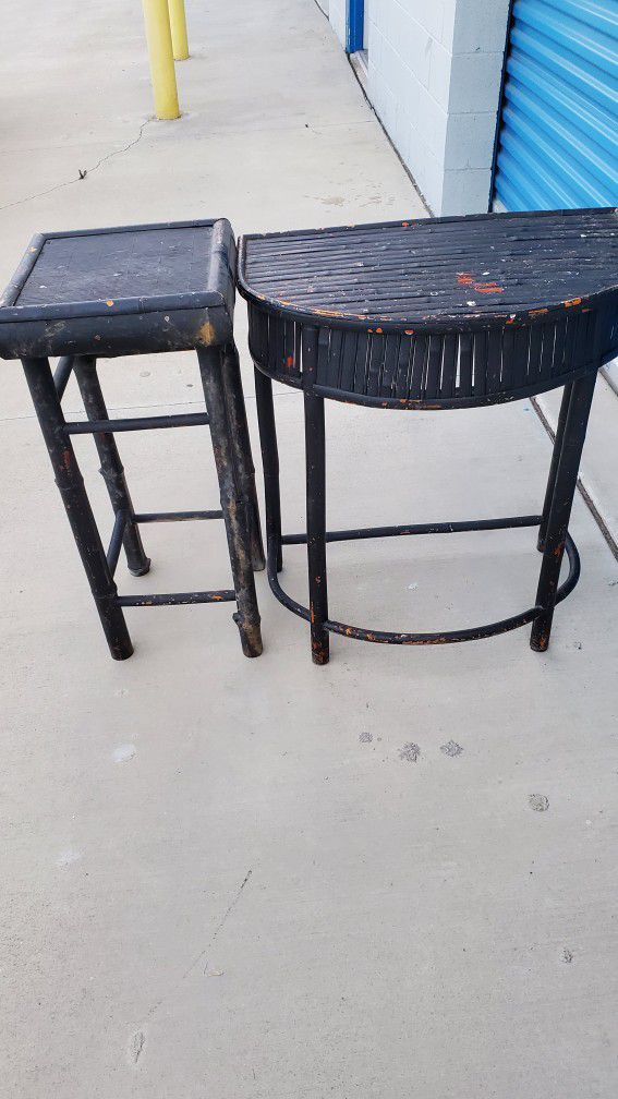 Large And Small Table