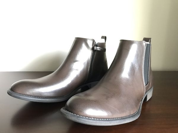 3f8f600a66 Kenneth Cole Unlisted Men s Chelsea boots brown 8.5 for Sale in ...