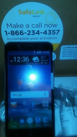 Free 4g lte gov phones 5inch for Sale in Hanford, CA