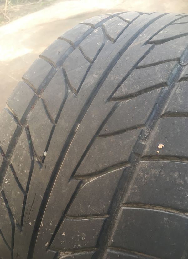 275 40 18 >> Nitto Nt555 275 40 18 For Sale In Houston Tx Offerup