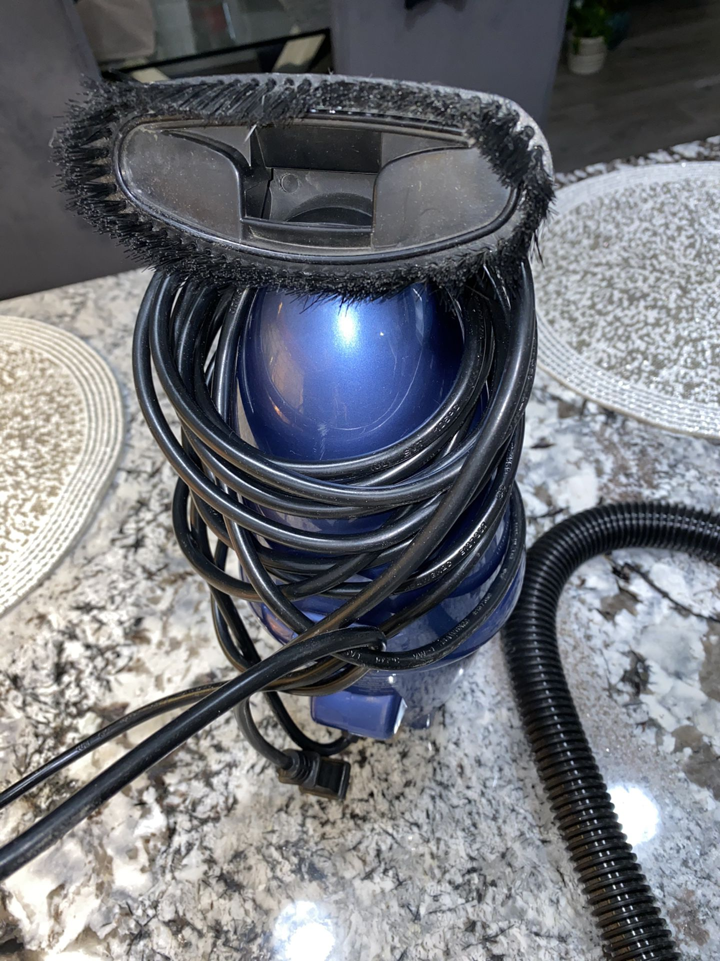 Handheld Auto/Household Vacuum