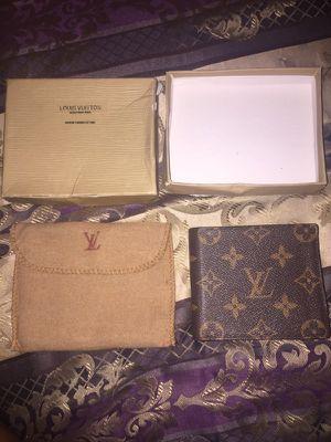 Louis Vuitton Men's Wallet for Sale in Orlando, FL