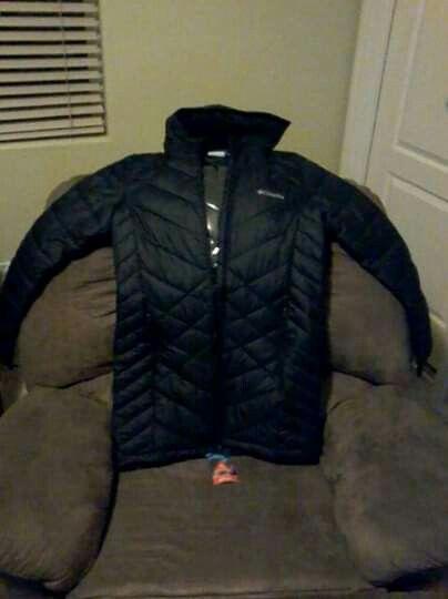 cdcad0216b Columbia Women's Heavenly hooded jackets (brand new) orig. Price $140