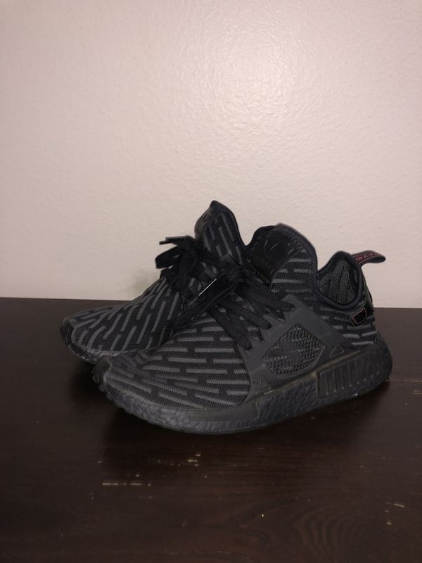 buy popular 9bd8f 95d05 NMD XR1 Triple Black for Sale in Tampa, FL - OfferUp
