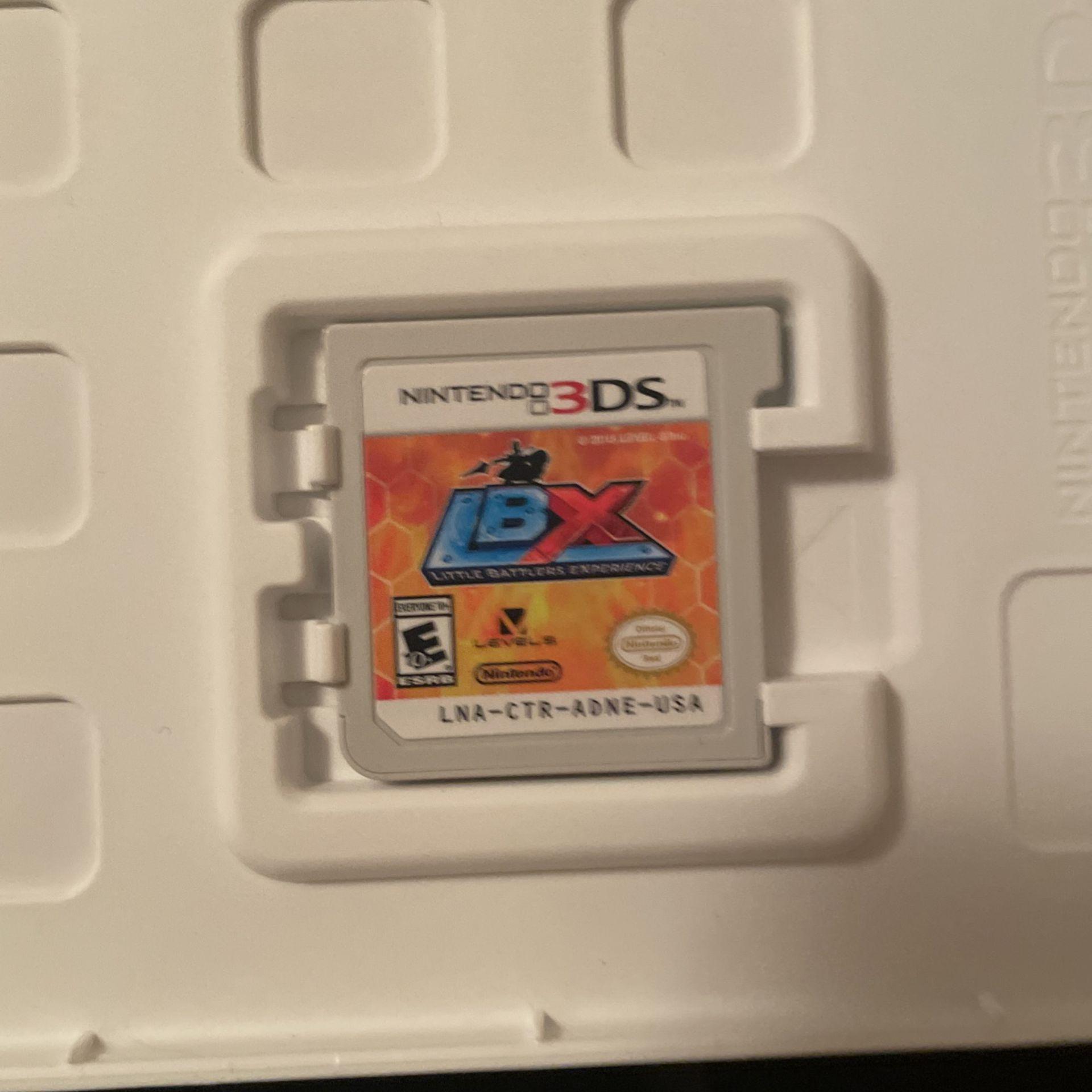 3DS Nintendo Game