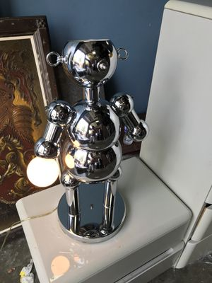 Bedroom Robot Lamp for Sale in West Springfield, VA