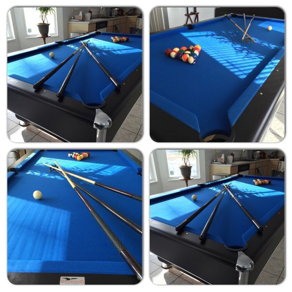 Showood Billiards Ft Pool Table For Sale In Indianapolis IN OfferUp - Showood pool table