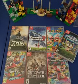 7 Nintendo Switch Games for Sale in Sanford, FL