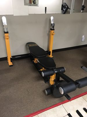 Powertec strength workout bench for Sale in Nashville, TN