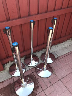 Line stand, crowd control, club stands for Sale in Washington, DC