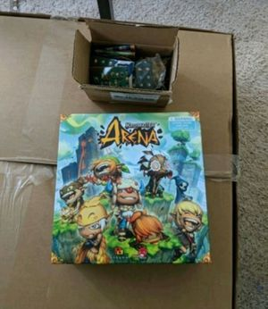 Krosmaster: Arena board game (Special Edition) for Sale in Silver Spring, MD