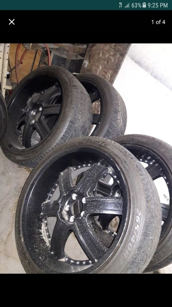 22 inch rims 22s dc auto parts in bloomington ca offerup