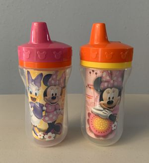 Photo The First Years sippy cups