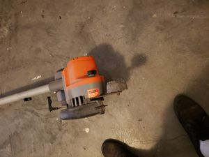 Photo Black and decker edger and trimmer