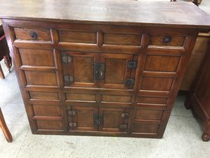 Antique Tansu cabinet, late 1800's for Sale in Fort Washington, MD