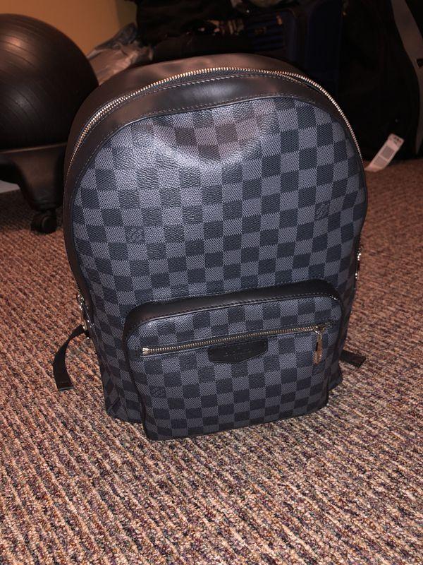 6e4cf5a3e2d5 Louis Vuitton Josh Damier Graphite backpack for Sale in Blacksburg ...