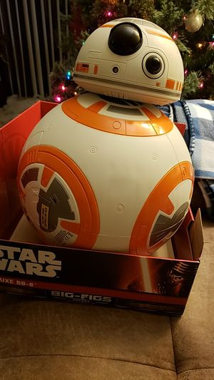 Star Wars,Deluxe BB-8 for Sale in Rockville, MD