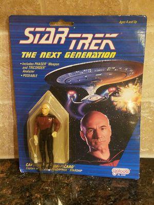 Star Trek Jean-Luc Picard Action Figure for Sale in Laveen Village, AZ