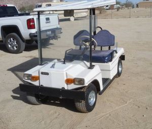 Vintage Golf Cart Excellent w Charger Accept Credit Card for Sale in San Diego, CA
