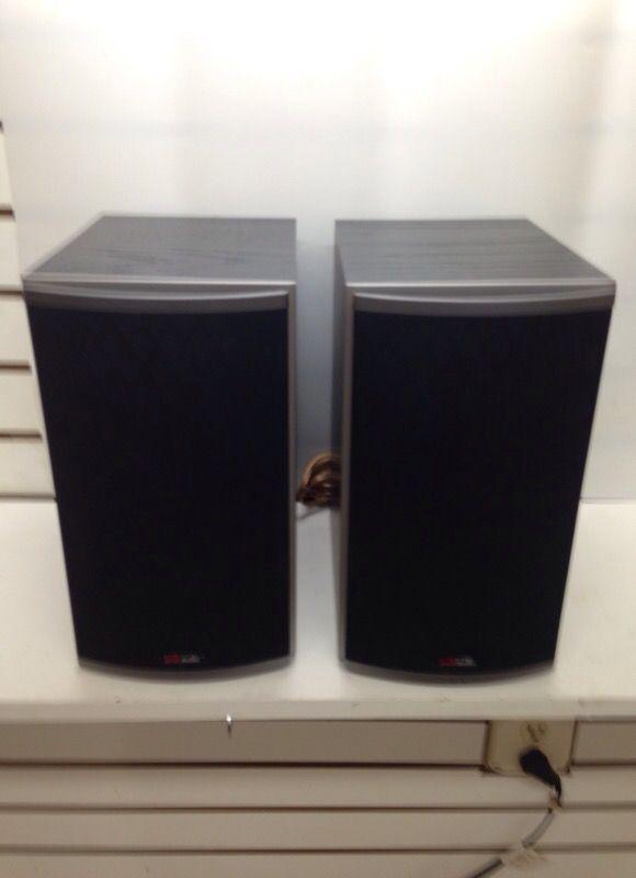 Polk Audio RTi4 Bookshelf Speakers For Sale In Boca Raton FL