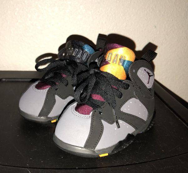 san francisco 70125 a547d Jordan 7 Bordeaux - Toddler Size 6c $50 for Sale in Fremont, CA - OfferUp