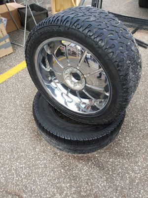 Photo Wheels and tires 24 nitto