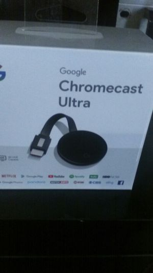 Google Chrome Ultra brand new still in the box must pick up in Washington DC Southeast serious buyers only please for Sale in Washington, DC