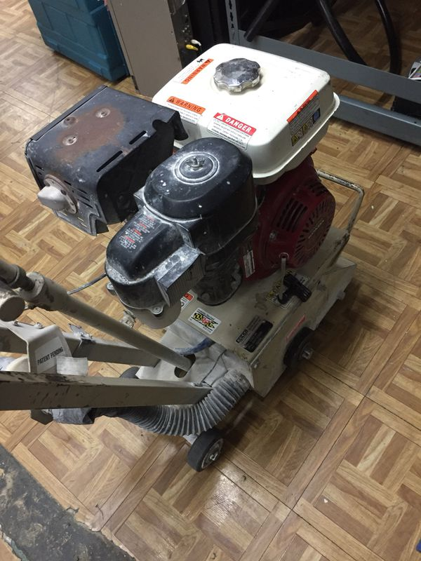 EDCO CPM 8 - 9H Concrete Scarifier Grinder Planer for Sale in View  Park-Windsor Hills, CA - OfferUp