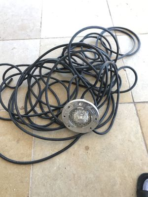Pool and spa light for Sale in West Palm Beach, FL