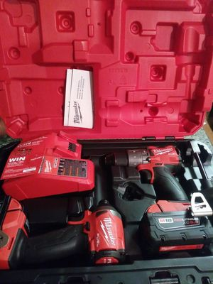 Milwaukee drill set flawless for Sale in Orlando, FL