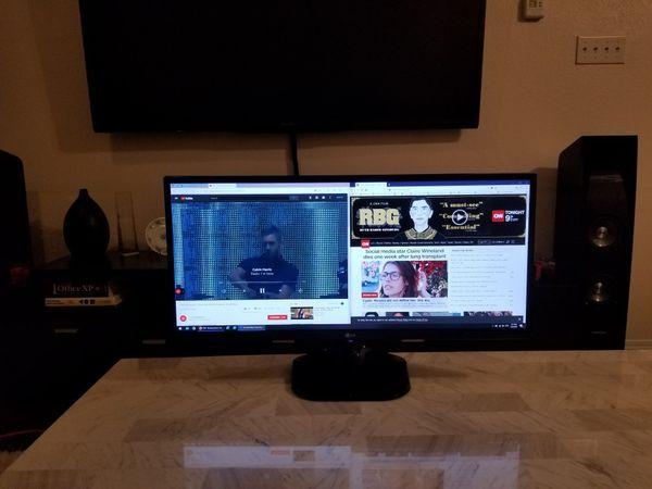 29 inch Ultrawide 21:9 LG Monitor for Sale in Cedar Park, TX - OfferUp