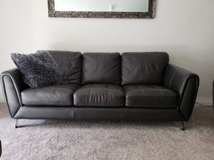 New and Used Leather sofas for Sale in Vista, CA - OfferUp