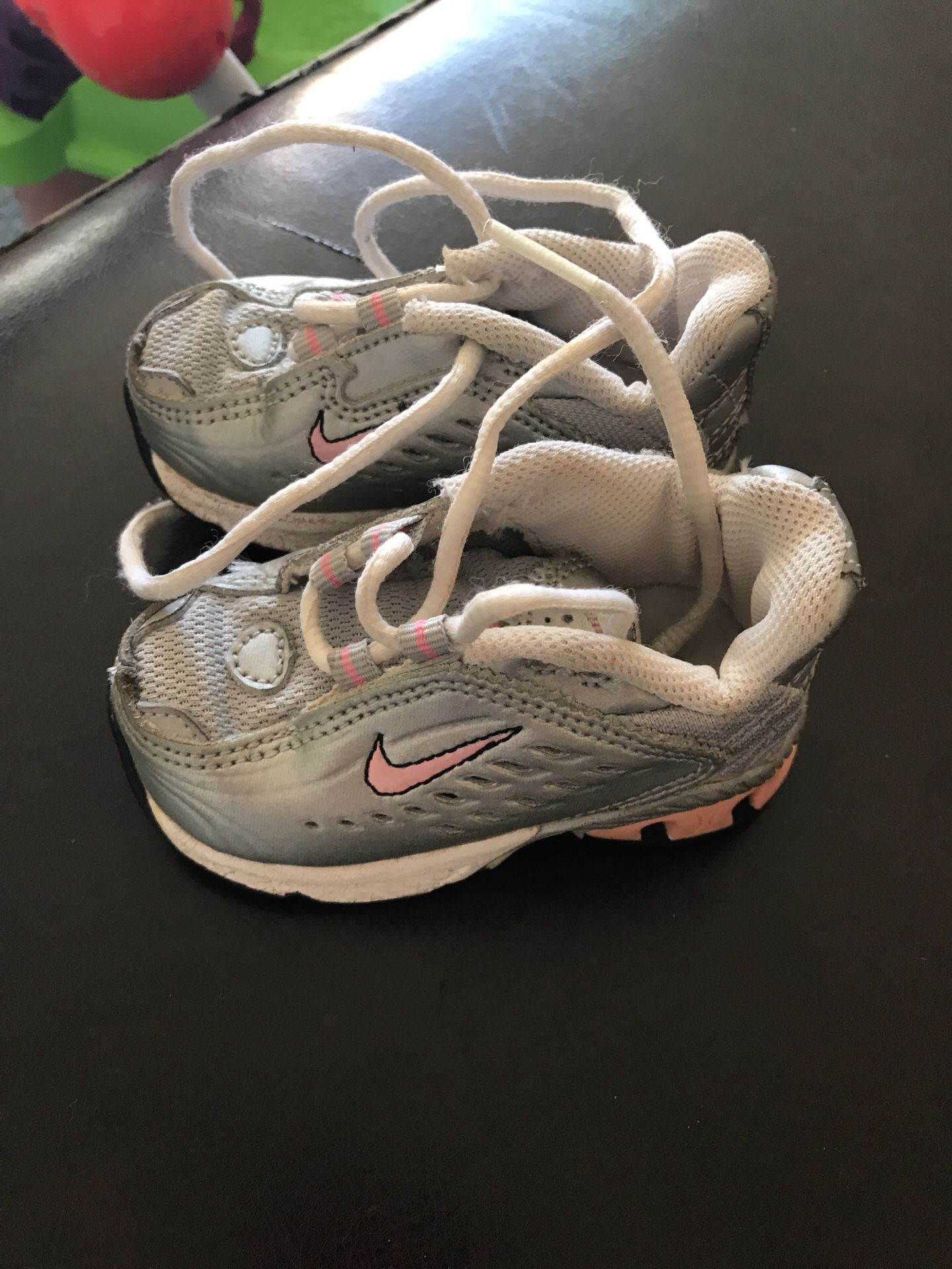 Baby Nikes most likely to fit a 6 to 12 month old girl size 3C