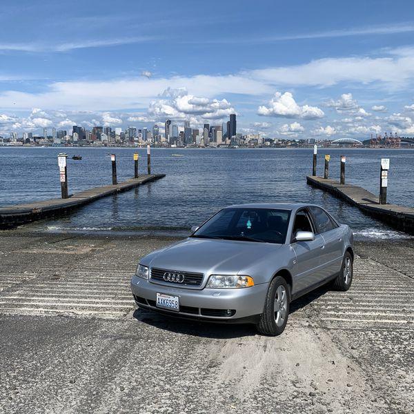 Audi A4 B5 Wtt For Sale In Federal Way, WA
