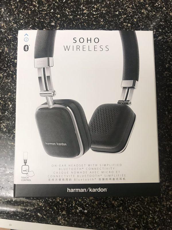 44d69330469 SOHO wireless-Harman/kardon headphones for Sale in Redlands, CA ...