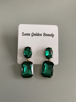 Gema Earrings  Thumbnail