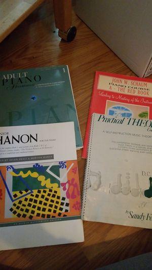 Piano learning books for Sale in Arlington, VA