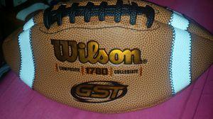 Wilson gst 1780 football for Sale in Dallas, TX