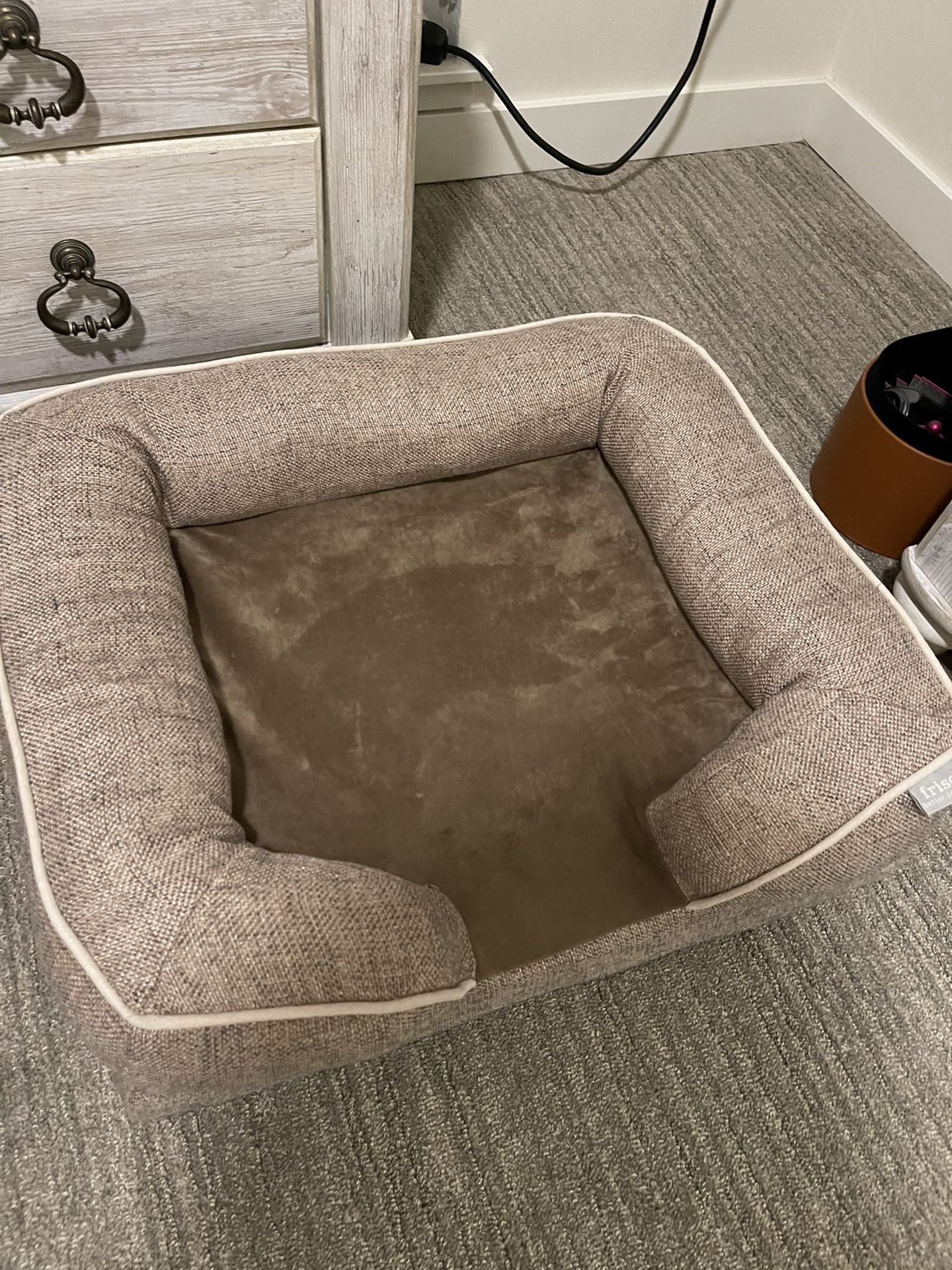 Orthopedic Dog Bed For X Small And Small Dogs