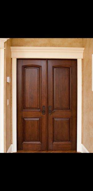 Stain doors and paint for Sale in Orlando, FL