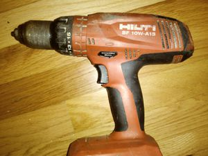 Hilti drill for Sale in Chapel Hill, NC