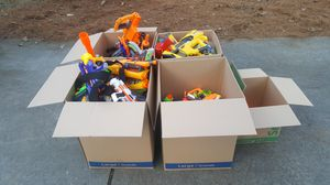 Major nerf gun sale today for Sale in Knightdale, NC
