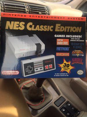 Nintendo NES Classic new for Sale in Philadelphia, PA