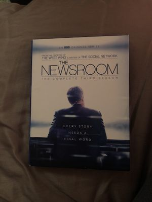 The Newsroom season 3 for Sale in Baltimore, MD