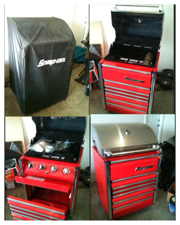 Snap On Tools Gas Grill For Sale In Burleson Tx Offerup