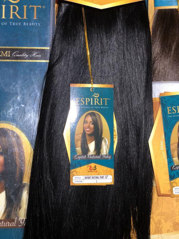 Bobbi Boss 100 Premium Human Hair Extensions For Sale In Killeen