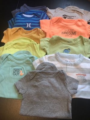 3-6 Months Baby Clothes for Sale in Rockville, MD