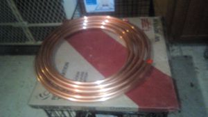 Refrigeration Tube 5/8 50ft can meet to pick up if in Az for Sale in Phoenix, AZ